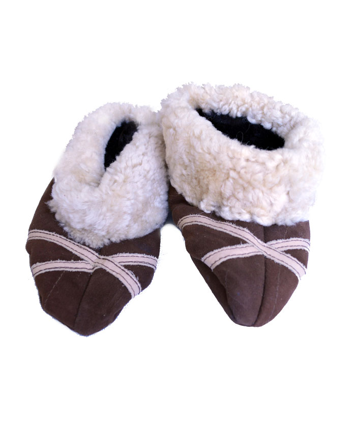 Shoes Sheep Leather